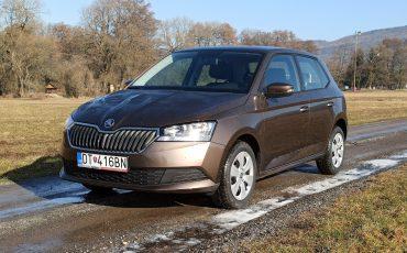 Škoda Fabia III Active