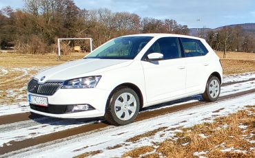 Škoda Fabia III Active Plus