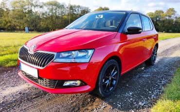 Škoda Fabia III 1.0 TSI Ambition Light