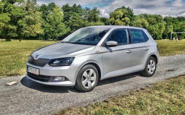 Škoda Fabia III 1.2 TSI Ambition Plus