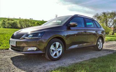 Škoda Fabia III 1.0 TSI DSG Combi EXTRA