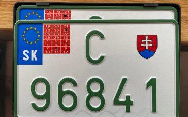 Prevozné značky typ C