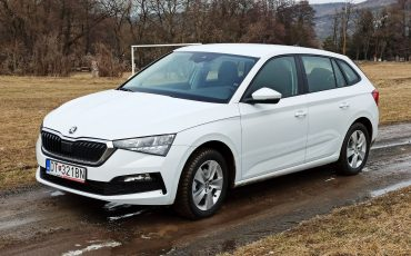 Škoda Scala Ambition Plus TSI DSG