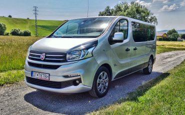 Fiat Talento 1.6 MTJ 9 miestne L2H1